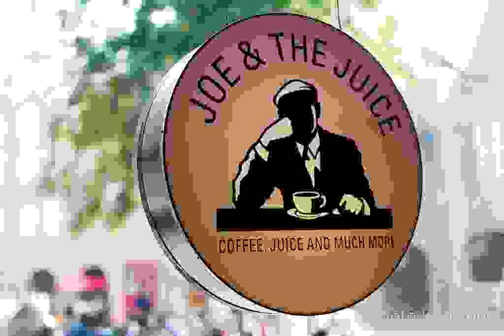 Juice instead of Coffee