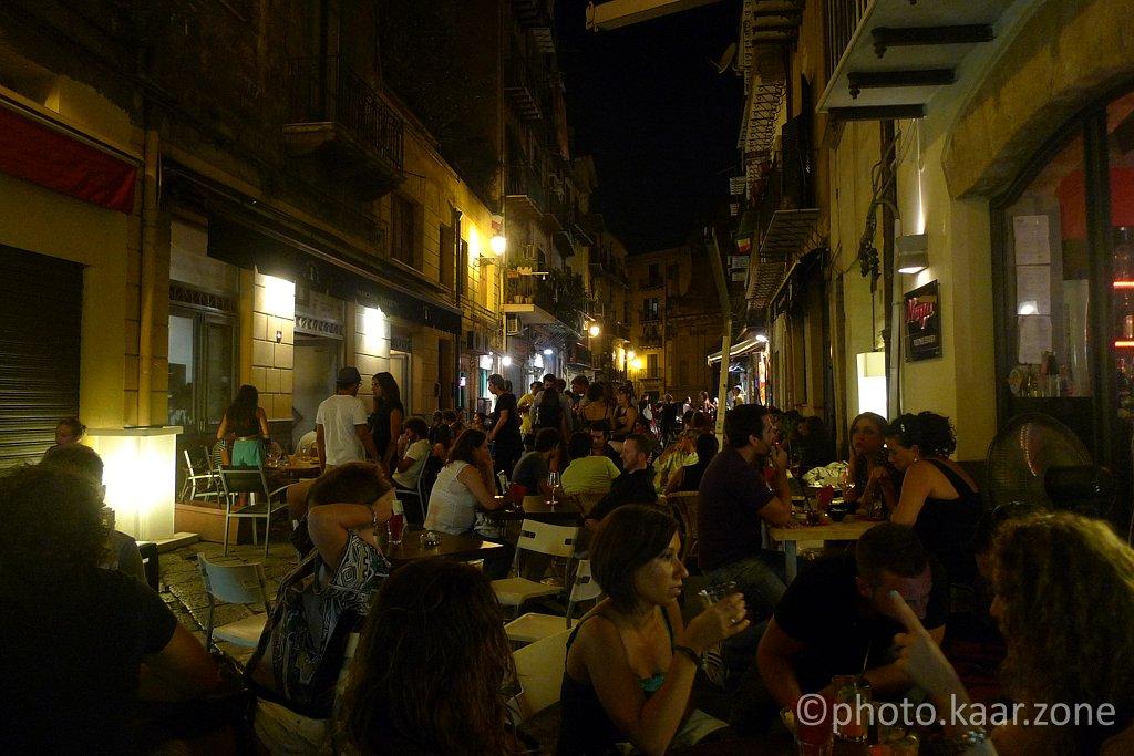 Drinks at Via Chiavettieri