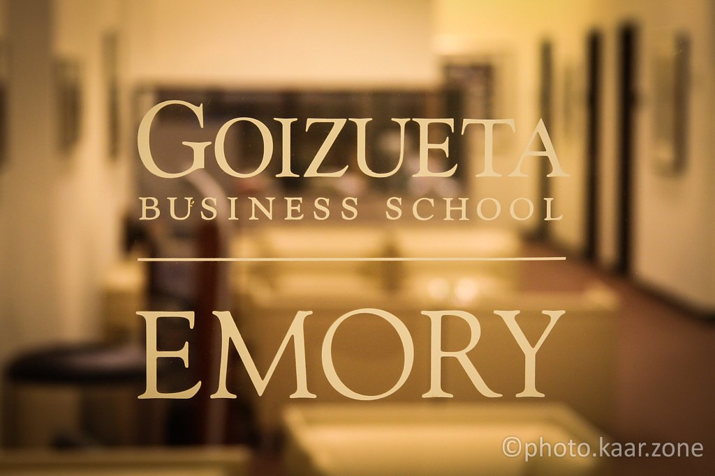 Welcome to Goizueta Business School